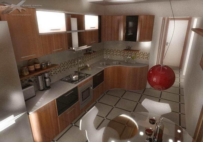 Ремонт отделка и дизайн кухни фото